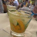 Have a Caipirinha with lemons!