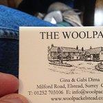 The Woolpack Elsteadの写真