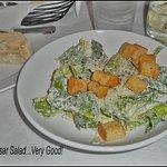 ...Caesar salad ...