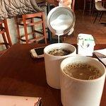 Foto de Zu Taza Cafe & Bistro
