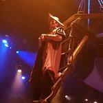 Andre, the orange pirate