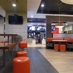 Clean and modern looking McDonald's, S. 4th Avenue at West 26th St, Yuma, AZ.