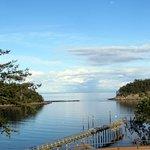 Foto de Mayne Island Resort