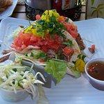 Cajun Pork Tacos