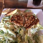 Delicious Chicken Caesar Salad!