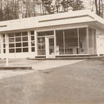1962: Before it was Little Pigs it was the Pure Oil Gas Station