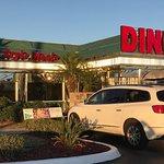 Outside of the Sebring Diner