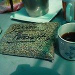 Las Penas Coffee Plantation - coffee tasting