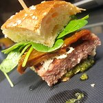 San Gimignano burger