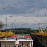 Foto de Navegacao Fluvial Medio Tiete