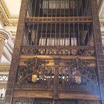 El ascensor, uno de los primeros de la ciudad