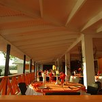 Foto de The French Verandah Restaurant