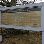 Foto Bluff Point State Park