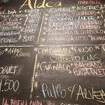 Photo de Aldea restaurant