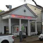 Exterior Camillia Grill