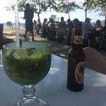 Mojito & beer