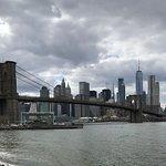 Manhattan Skyline taken from Dumbo