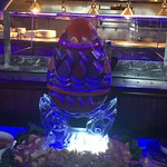ice sculpture..cool!