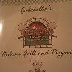 Фотография Gabriella's Italian Grill & Pizzeria