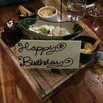 Yep a great happy Birthday Desert Too