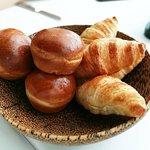 pain et croissant