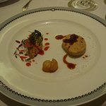 Sophistication pure - Roasted Foie Gras