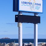 The Lobster Cove on York Beach with views of Nubble Light House