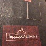 Foto van Hippopotamus