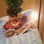 Salah satu menu MM Resto