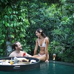 Floating Breakfast in River Edge Pool Villa (310531444)