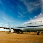 NASA Space Shuttle Carrier, modified Boeing 747