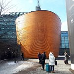 Photo of Kamppi Chapel of Silence