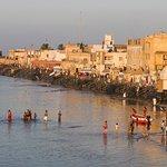 Pilgrims at Dwarka