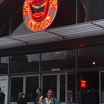 The Comedy Store resmi