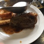 Sunday lunch at the Bute Arms