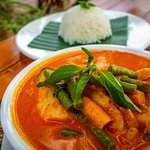red curry at rosella fusion