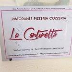 Foto van La Cantinetta