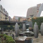 Dachterrasse Chrystal Lounge