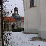 Areál kláštera