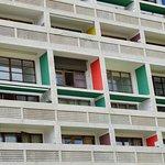 Photo of Cite Radieuse Le Corbusier