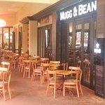 Mugg & Bean Garden Route Mall Foto