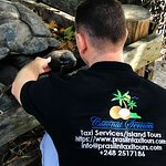 Taxi Services and Island Tours
