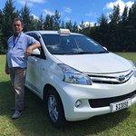 Simon Savy - 4 Seater Taxi Driver