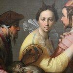 Example of Italian artist