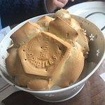 Pan de arapiles que estaba bastante bueno