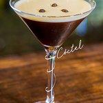 COKTAIL DE  CAFE EXPRESSO