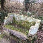 Very nostalgic bench!