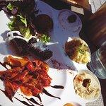 Olive Restaurant Grec Foto