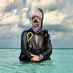 Diver/Photographer Eric Garcia-March talked Jim into this Sitting!