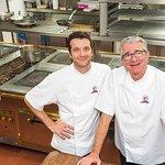 Tony et Stellio Lestienne